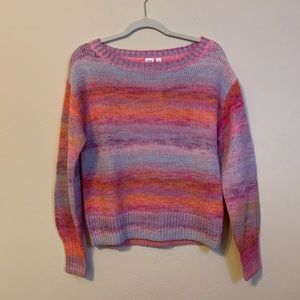 NWT Gap Boatneck Sweater